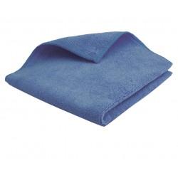 Microfibre Tricot SOFT bleu 40x40