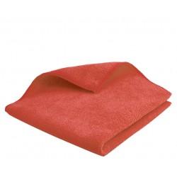 Microfibre Tricot SOFT rouge 40x40