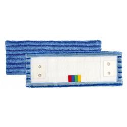 Frange microfibre poche/languette 40cm