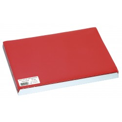 Set de table papier Rouge 30x40