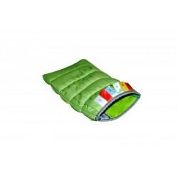 Gant microfibre vitre vert