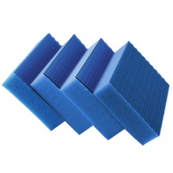 Eponge HACCP Color clean Bleu par 4