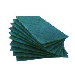 Tampon Vert 14x23cm par 10