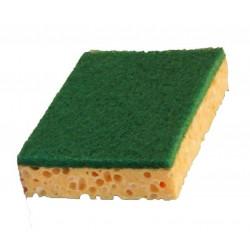 Tamponge Eco vert petit modèle par 10