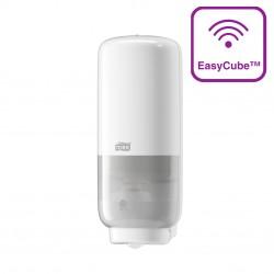 Distributeur automatique savon mousse Tork 1L Blanc