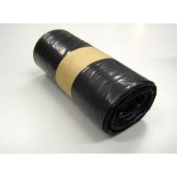 Sacs poub. 100L Noir BD 55microns