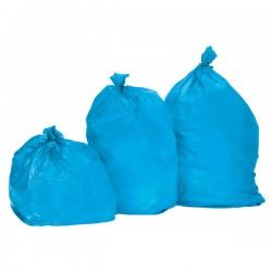 Sacs poubelle 110L Bleu BD