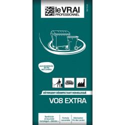 Dosettes VO8 Extra