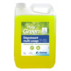 Nettoyant dégraissant multi-usage Hygigreen 145 5L