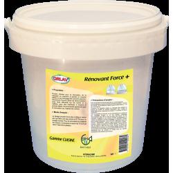 Rénovation vaisselle poudre Tremp Force + - vaiss poudre 10 kg