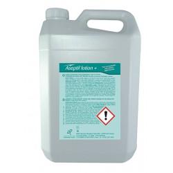 Savon liquide Aseptil lotion bactéricide Equipage 5 L
