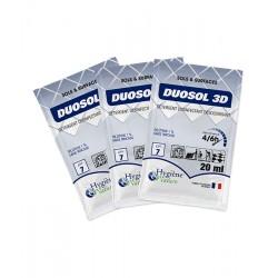 Dosettes 3D surodorante bactéricide Borneo