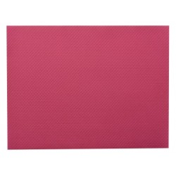 Set de table papier Framboise 30x40