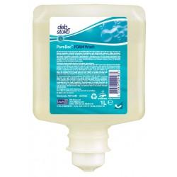 Lotion mousse désinfectante Purebac Foam 6x1L