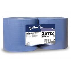 Bobine bleu gaufrée 970F