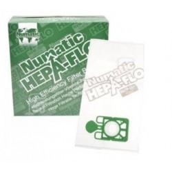 Sacs Aspirateur filtres microfibres