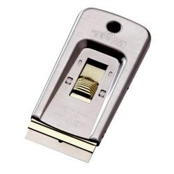 Grattoir de sécurité manuel Vitre métal Safety DME