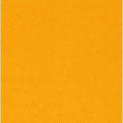 Serviette tendance microgaufré 38x38 Mandarine