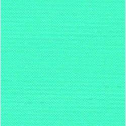 Serviette tendance microgaufré 38x38 Turquoise