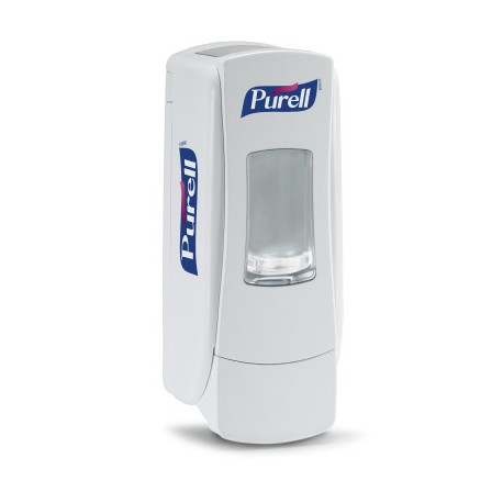 Distributeur manuel Blanc Purell Gojo ADX 700ml
