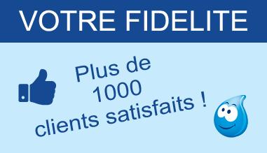 Plus de 1000 clients satisfaits !